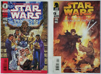 Lot of 2 Star Wars Comics | Union #4 | Episode III #4 VF See Images Wont Last!