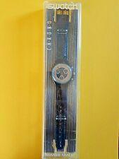 Swatch Chrono 1991- SCN102 -Silver Star- Nuovo