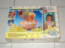 CICCIOTTELLI SI E NO Bagnetto Cicciottello NUOVO GIG Famosa 1992 Bambola doll