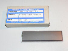 Telefunken HiFi Studio HP 800 Display LCD Anzeige in OVP neu