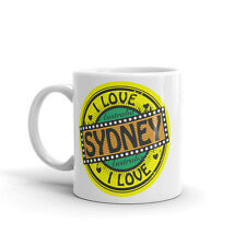 Sydney Australia High Quality 10oz Coffee Tea Mug #4749
