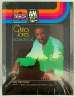 NOS Quincy Jones Smackwater Jack 8 Track Stereo Tape A&M SEALED