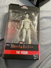Hasbro Marvel Legends Disney The Vision Wandavision Action Figure. No BAF