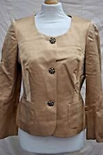 womens Stunning CC COUNTRY CASUALS jacket blazers formal party evening size 10