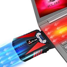KLIM Cool Refroidisseur PC Portable Gamer Extracteur d'Air Chaud USB Ventilo