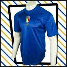 More details for italy home shirt puma 2004-06 size l 051 p