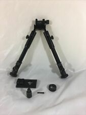 """Ccop 7"""" to 9"""" Adjustable Folding Picatinny Bipod with Swivel Stud Adapter Bp-59S"""