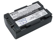 Premium Battery for Panasonic AG-DVX100BE, PV-DV600 Quality Cell NEW