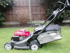 """HRX476C QXE.  17"""" HONDA ROLLER LAWNMOWER. BRAND NEW TRANSMISSION/GEARBOX FITTED"""