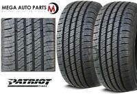 2 Patriot HT LT225/75R16 10P 115/112S All Season Truck / SUV M+S Touring Tires