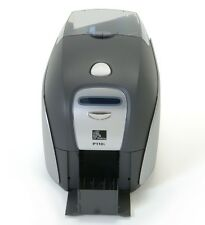 Zebra P110i Color ID Badge ID Card Printer 90 Day Warranty & Tech Support