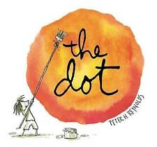 The Dot (Irma S and James H Black Honor for Excellence in Children's-ExLibrary