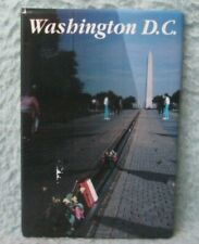 Vietnam Memorial Washington D.C. Magnet Souvenir Travel Refrigerator