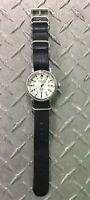Filson Shinola Air Scout Watch F0120004325 Black Band