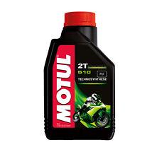 Olio Motore Moto Motul 510 2T Technosynthese - 1 litro lt miscela antifumo