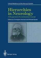 Hierarchies in Neurology : A Reappraisal of a Jacksonian Concept (2011,...