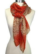 Fashion Women Long Print Cotton Scarf Wrap Ladies Shawl Girls