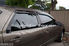 FORD TERRITORY SX SY MK II 2004-2011 WEATHER SHIELD WEATHERSHIELDS WINDOW VISOR