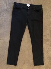 Paige Womens Jimmy Jimmy Skinny Black Skinny Stretch Skinny Jeans 31