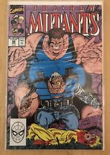 New Mutants #88, NM+ 2nd App. of CABLE (Marvel, 1990) Liefeld McFarlane UNREAD!