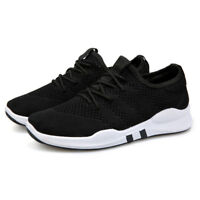 MENS WOMEN BREATHABLE TRAINER LACE UP SPORT RUNNING GYM SNEAKERS SHOES SIZE 3-11