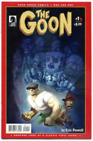 GOON #1 One for One, NM, Zombies, Tough Guy, Eric Powell,2010,more Goon in store