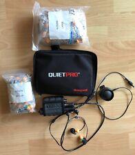 Nacre Honeywell QuietPro QP400 Dual InEar Headset PTT (SF, KSK, EGB, CTT, TACP)
