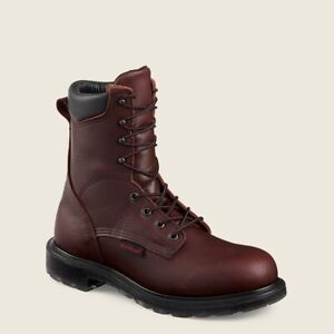 """Red Wing 82408 Supersole 2.0 Mens 8"""" Safety Toe Boot - Men's Size 16-EE"""