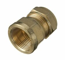 "8mm x 3/8"" Compression Female Adapter"