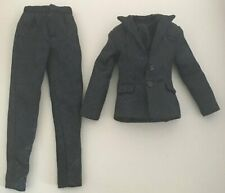 """BLACK TUXEDO FROM LOVE IS LOVE 12"""" MALE WCLUB EXC FASHION ROYALTY GIFTSET DOLL"""