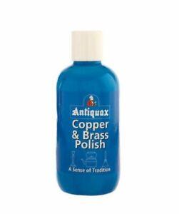 Antiquax Copper & Brass Polish 200ml