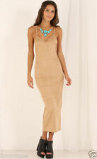 Polyester Clubwear Maxi Dresses for Women
