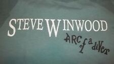 Large STEVE WINWOOD arc of a Diver Album Rock T-Shirt Mens womens concert
