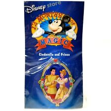 Disney 12 Months Of Magic Pin Cinderella And Prince Charming Flower Frame New