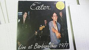 Solvant - Live At Barbarellas 1977 Neuf / Scellé GB Punk Kbd 180 Gram