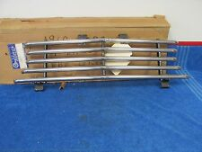 1960 FORD CAR  WITH 4 LIGHTS CALIFORNIA CUSTOMS TUBE GRILLE  NICE  NOS   715