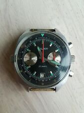 Poljot 3133 in the Ussr Made Chronograph