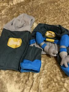 Pooch Couture Small Dog Super Hero Outfit