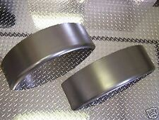 "(Set of 2, PAIR)  8x28 single axle trailer fender, Fits 13"" wheels"