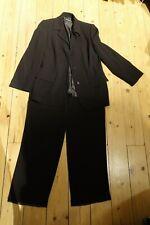 Luxus Designer Anzug Blazer Hose Riani Gr. 42 40 NEU