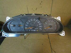 98 1998 Mercury Sable Ford Taurus Speedometer Instrument Cluster OEM 294K Miles