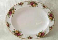 Royal Albert Old Country Roses Oval Dish Small Platter Bone China