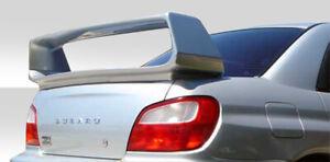02-07 Subaru Impreza 4DR STI Look Duraflex Body Kit-Wing/Spoiler!!! 100601