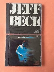 Jeff Beck CD - There And Back / Wired (New & Sealed)
