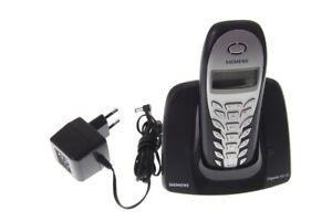 Siemens Gigaset AS140 schnurloses Telefon