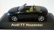 Schuco 1/43  Audi TT Roadster Phantomschwarz  Dealer Edition 5010500533