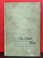 Eugene Burdick / The Ninth Wave / First Edition NO DJ, 1956 Houghton Mifflin Com