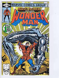 Marvel Premiere #55 Marvel 1980