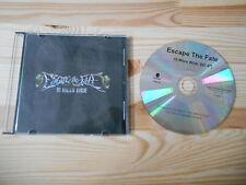 CD PUNK Escape the Fate - 10 Miles Wide (1) canzone PROMO Epitaph Rec