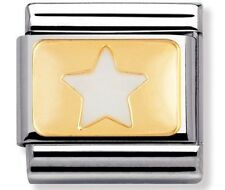 nomination charm White Positive Star RRP £22